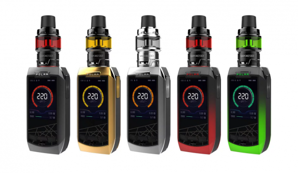 Polar Set 220 Watt - Vaporesso