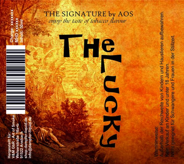 The Signature - The Lucky One 50ml Liquid