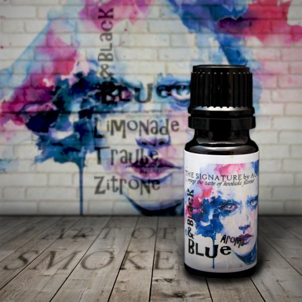 Black & Blue - Signature Aroma