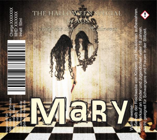 Mary - Shake´n`Vape 90ml