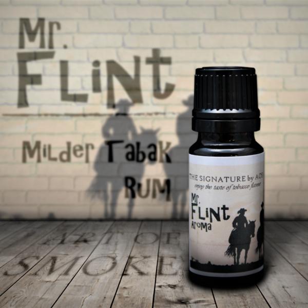 Mr. Flint - Signature Aroma