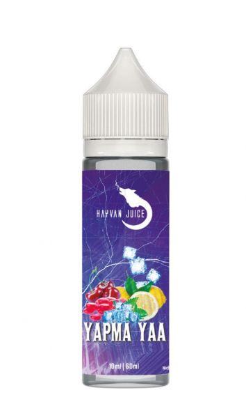 Yapma Yaa - Hayvan Juice - 10ml Longfill Aroma