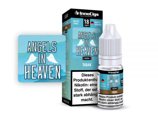 Angels in Heaven Tabak 10ml Liquid