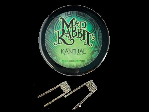 Mad Rabbit Staggered Coil 0.3 Ohm 10 Stk. - Mad Rabbit
