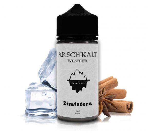 ARSCHKALT Winter Zimtstern - 20ml Aroma/ Longfill