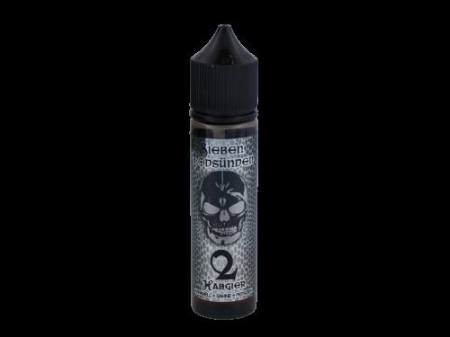 Aroma 2. Habgier - Sieben Todsünden Aroma 10ml