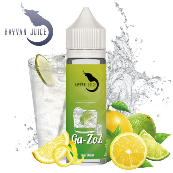 Ga-Zoz - 10ml Aroma - Hayvan Juice