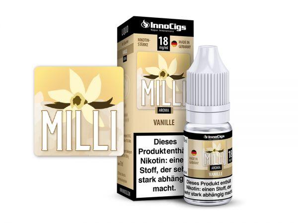Milli Vanille 10ml Liquid