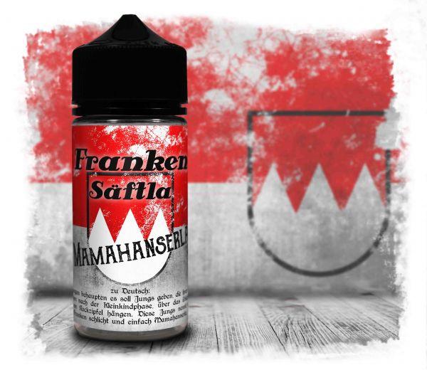 Mamahanserla - 20ml Aroma/ Longfill - Franken Säftla