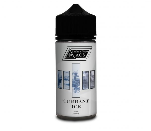 Currant Ice - Shake´n`Vape 90ml