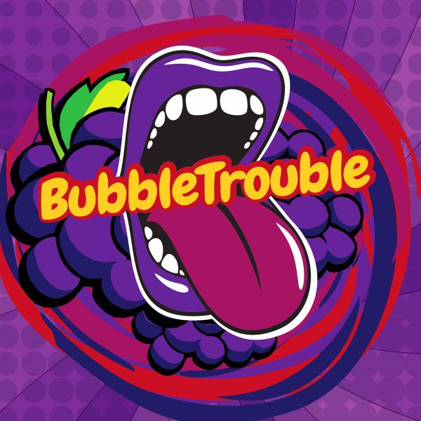 BubbleTrouble Big Mouth - Aroma 10ml