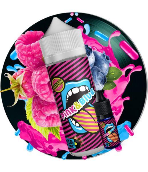 Pink&Blue - Big Mouth Aroma 10ml