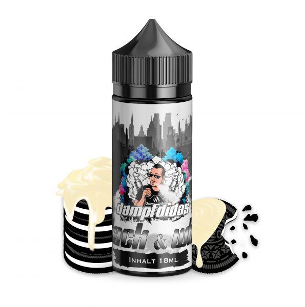 Black&White - Dampfdidas - 18ml Aroma/ Longfill