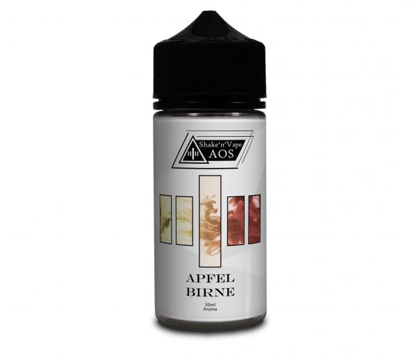 Apfel Birne - Shake´n`vape 90ml