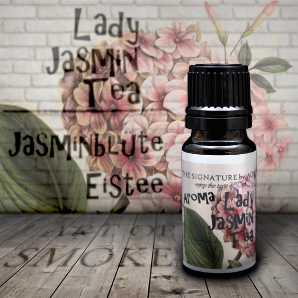 Lady Jasmin Tea - Signature Aroma