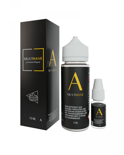 """Aroma """"A"""" - MustHave"""