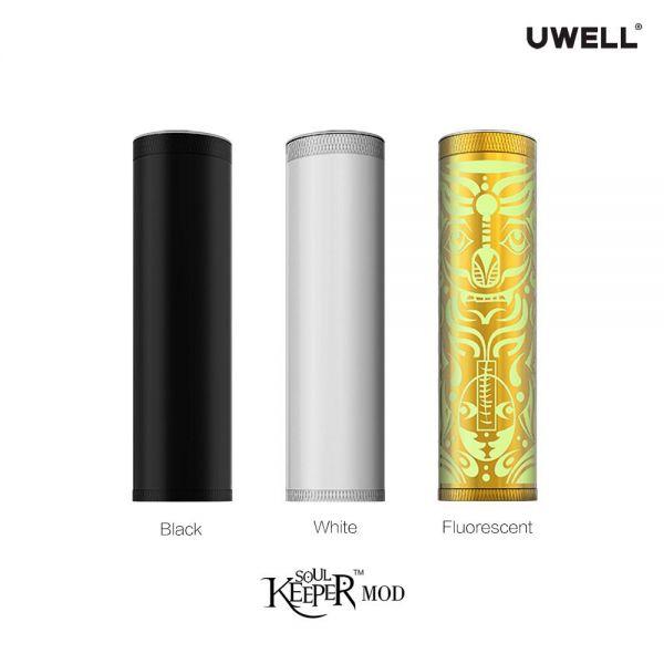 Soulkeeper Akkuträger/ Mod Tube - Uwell