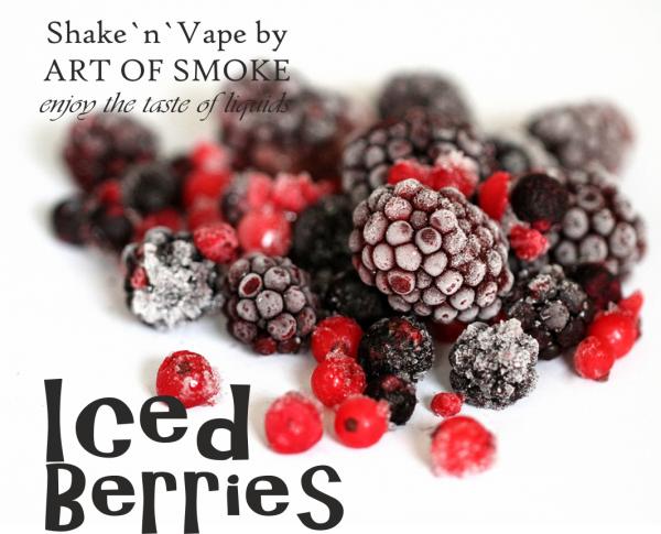 Iced Berries - Shake´n`Vape 90ml