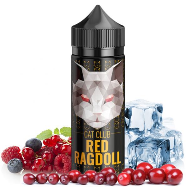 Red Ragdoll - Shortfill/ Aroma Cat Club
