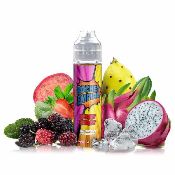 Berry Burst - Rocket Empire - 20ml Longfill Aroma