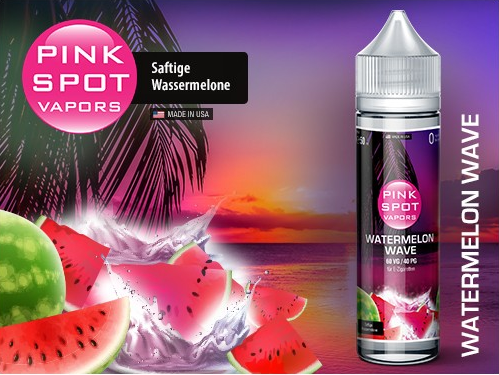 Watermelon Wave - 50ml - PinkSpot
