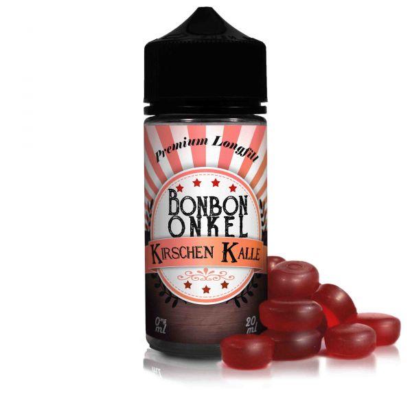 Bonbon Onkel Kirschen Kalle - 20ml Aroma/ Longfill
