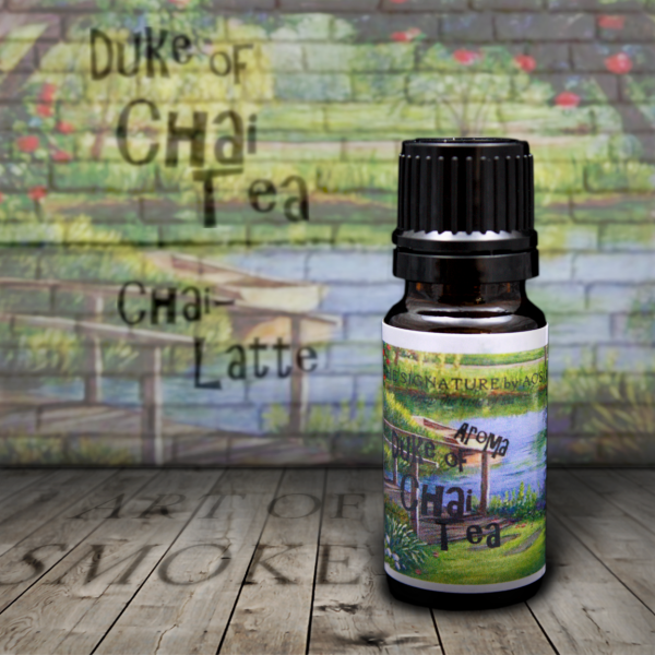 Duke of Chai Tea - Signature Aroma