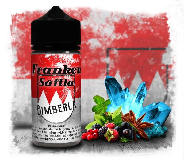 Bimberla - 20ml Aroma/ Longfill - Franken Säftla