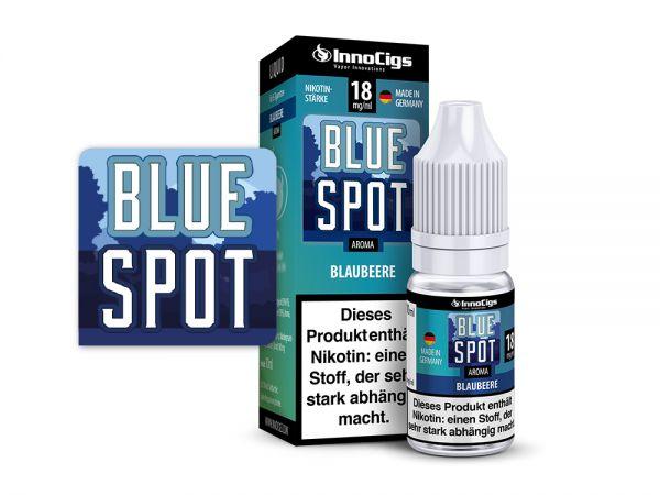 Blue Spot Blaubeeren 10ml Liquid