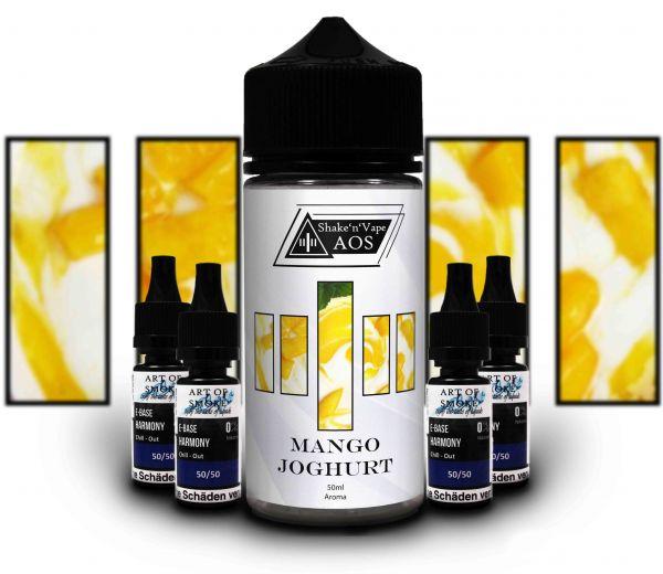 Mango Joghurt - Shake´n`vape 90ml
