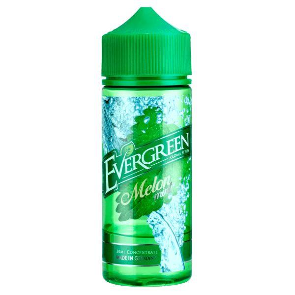 Evergreen Melon mint - 30ml Longfill