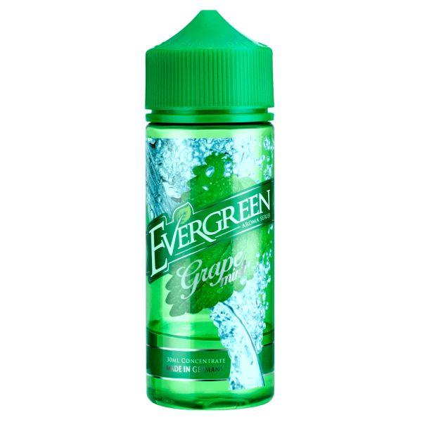 Evergreen Grape mint - 30ml Longfill